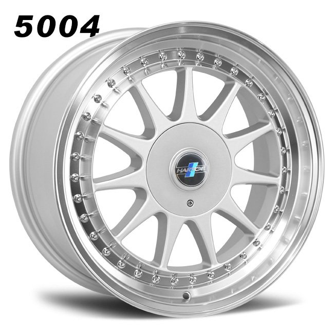 10 spokes 17inch retro alloy wheels