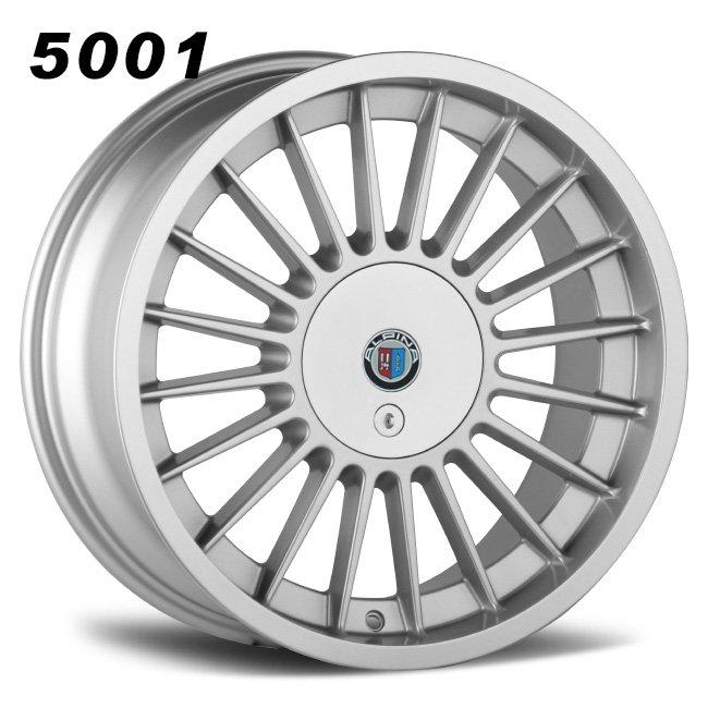 18inch multi spokes retro alloy wheels