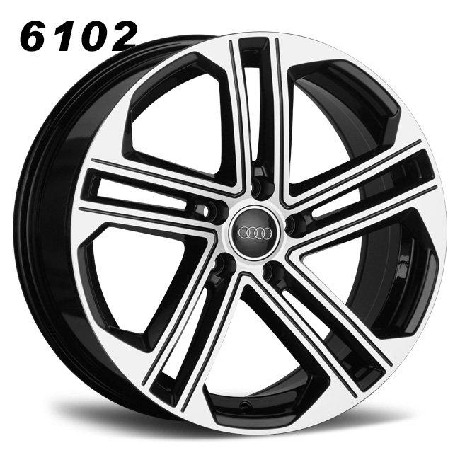 19inch Audi 10 spokes aluminum alloy wheels