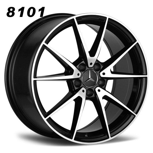 19-inch Y Spokes Aluminum Alloy Wheels