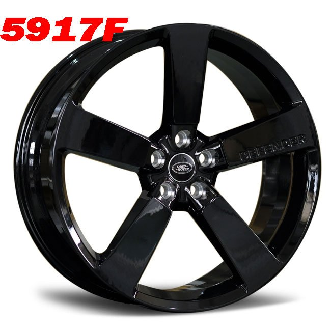 22inch Defender 5 spokes custom forged wheels