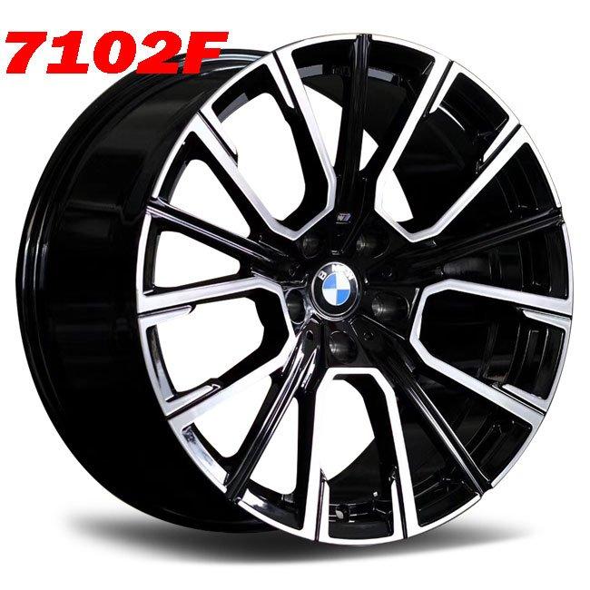 7 series 20inch custom forged wheels