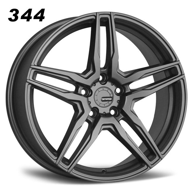 ADV.1 Y spoke wheels