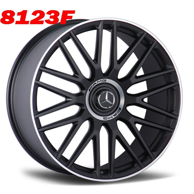 AMG mercedes 23inch GLS custom forged wheels