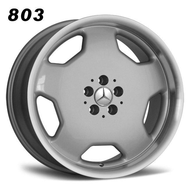 Aero 17inch retro alloy wheels