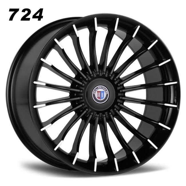 Alpina muti spokes replica aluminum alloy wheels