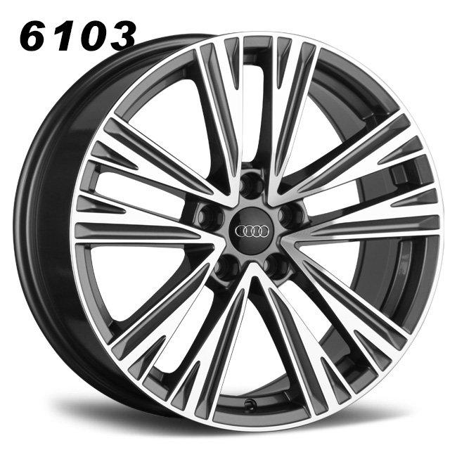 Audi A8 19inch 5 holes aluminum alloy wheels