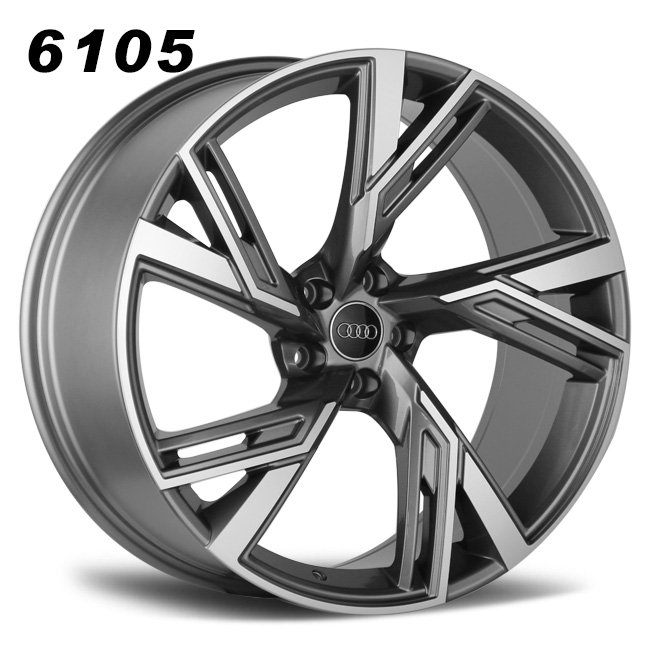 Audi RS6 20inch mag aluminum alloy wheels