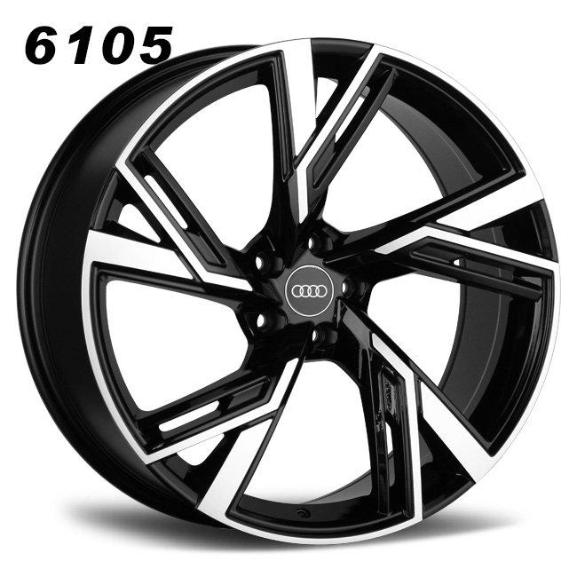Audi RS6 20inch oem alloy wheels