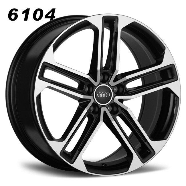 Audi S8 19inch oem alloy wheels