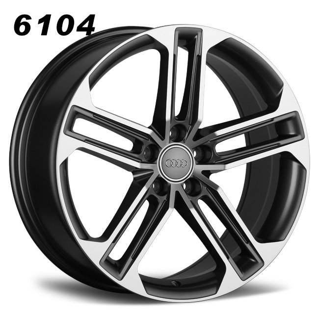 Audi S8 oem 19inch 5 holes cast alloy wheels
