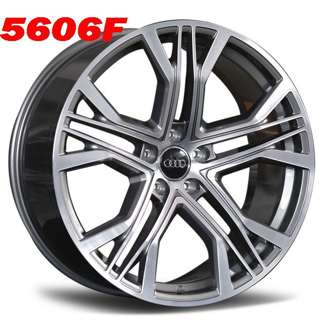 Audi forged wheels