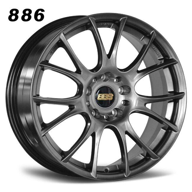 BBS 7 spokes Y spoke wheels
