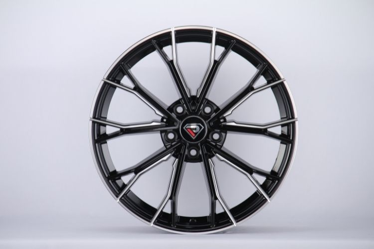 BMW 5 Racing Performance 5-112 19inch Black Milled Alloy wheels