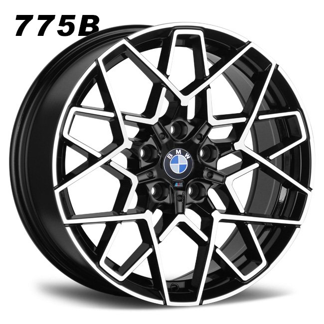 BMW 8 series 19inch staggered cast alloy wheels