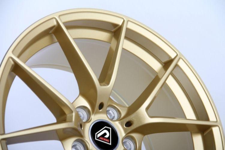 BMW M3 SC 19inch classic spokes Luxury Gold Alloy wheels