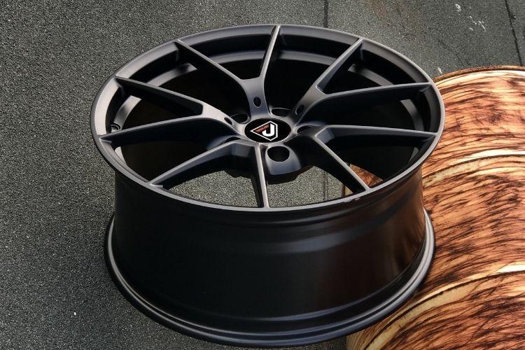 BMW M3 SC 19inch deep convace Matte Black Alloy wheels