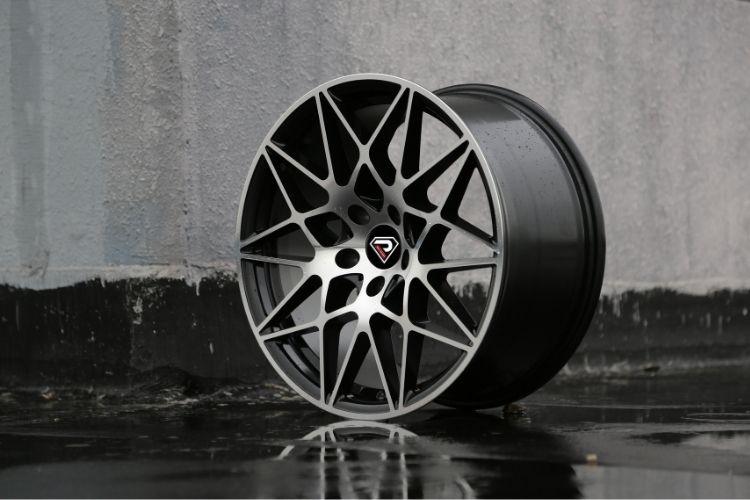 BMW M4 GTS 5-112 Deep concave BMF alloy wheels