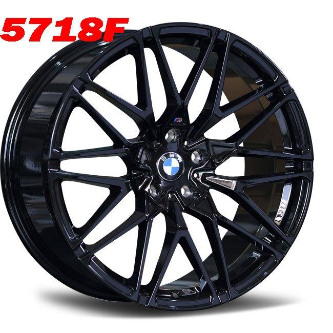 BMW M6 custom 20inch forged wheels