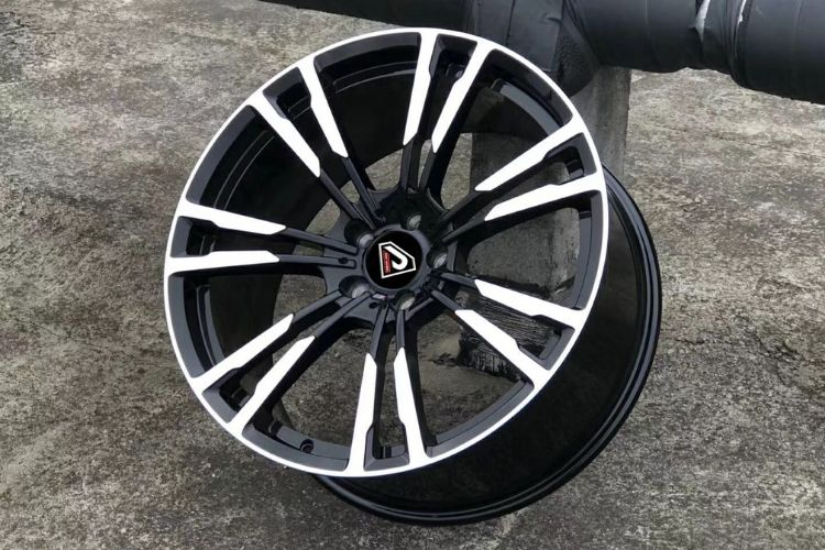 BMW New M5 18inch 19inch 20inch 7 Double spokes BMF alloy wheels
