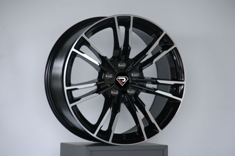BMW New M5 20inch 7 Double spokes BMF alloy wheels