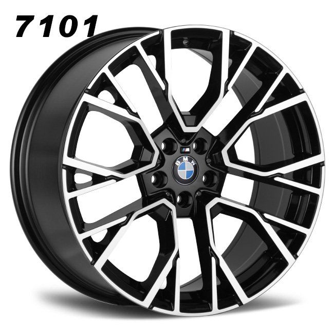 BMW X5M 20inch staggered cast alloy wheels