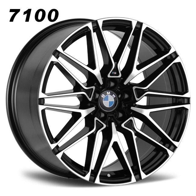 BMW X6M 22inch mag tuning wheel
