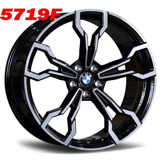 BMW custom alloy wheels