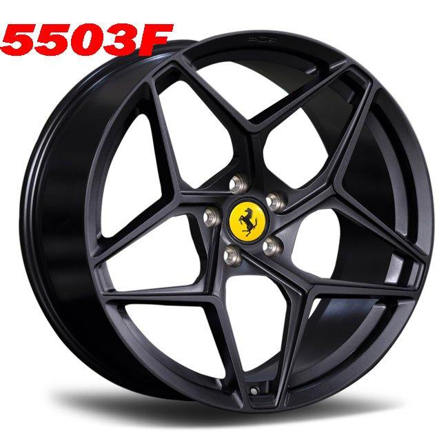 Ferrari 10 spokes alloywheels custom