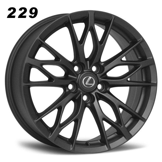 Lexus replica wheel