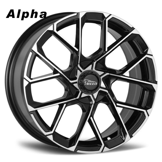 RIZO Alpha aftermarket wheels