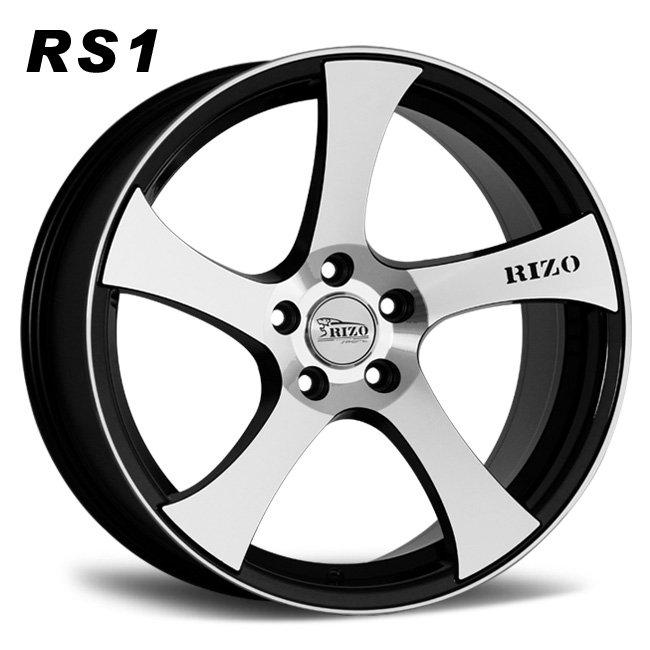 RIZO-RS1 5 Spokes Alloy Wheels
