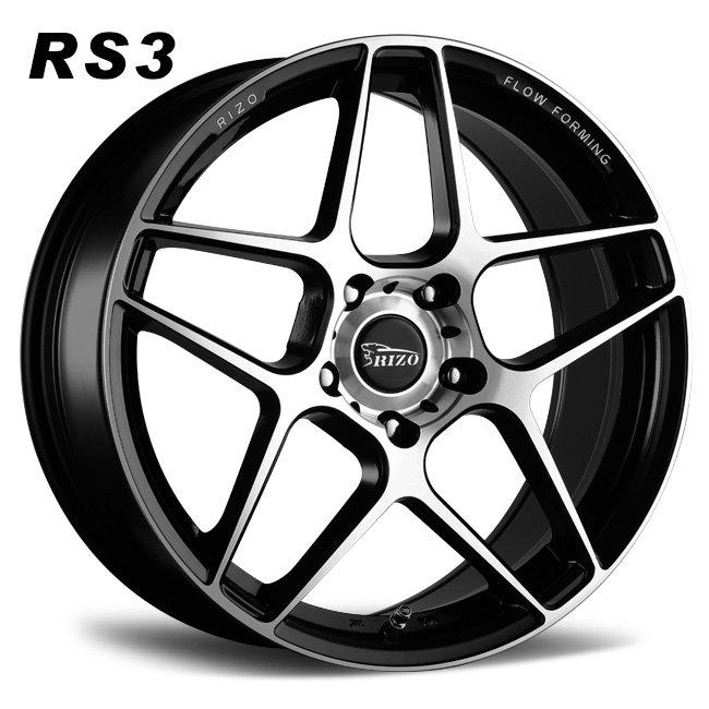 RIZO-RS3 10 spokes 5 spokes wheels