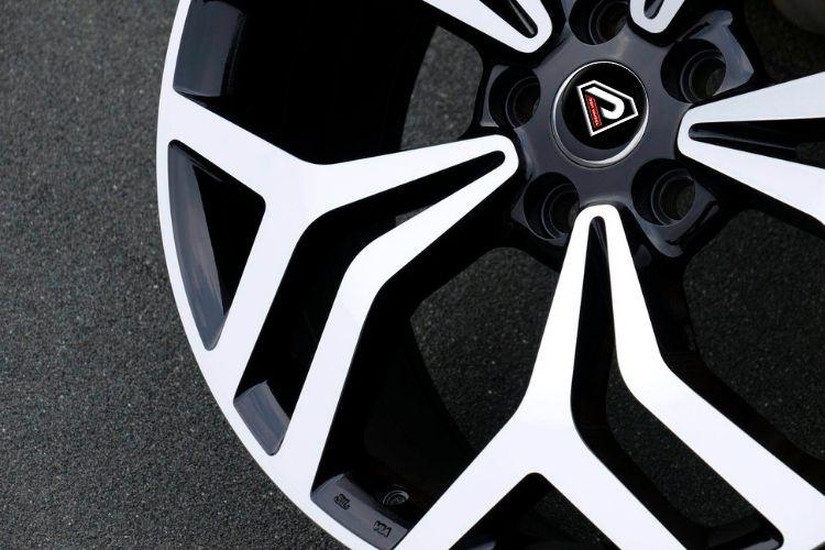 Range rover velar auto whel rim black wheel