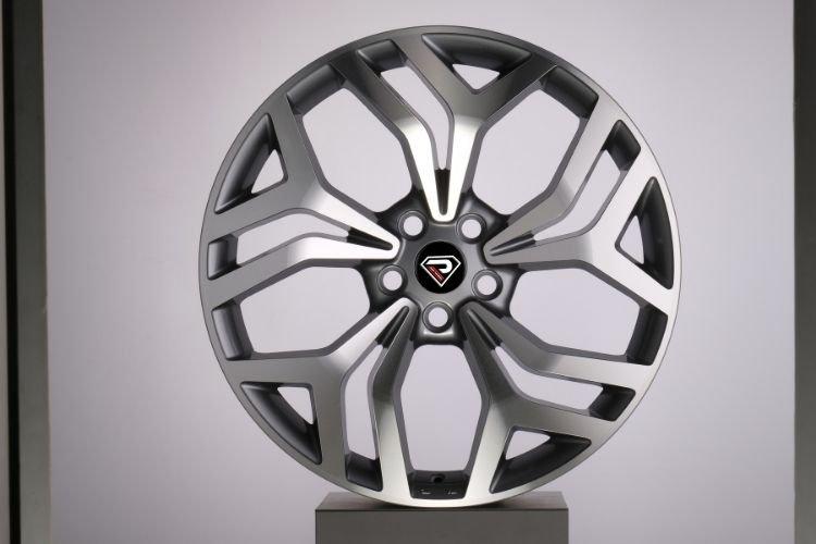 Range rover velar auto whel rim gunmetal wheel 5-120