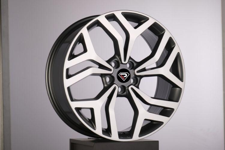 Range rover velar auto whel rim gunmetal wheel