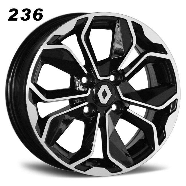 Renault replica wheel