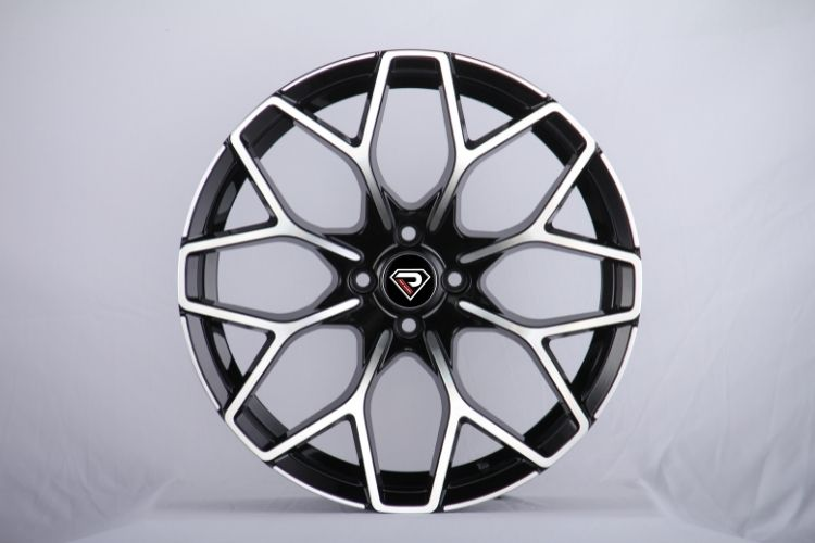 Smart brabus Y 18inch staggered alloy wheels