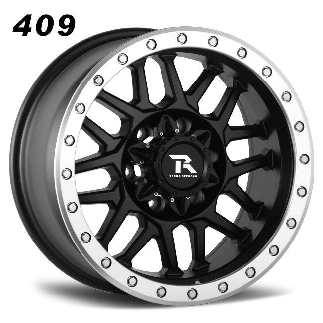 Terra 409 off road 4x4 alloy wheels
