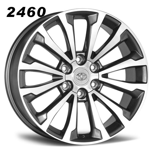 Toyota 22inch 6 spokes wheels