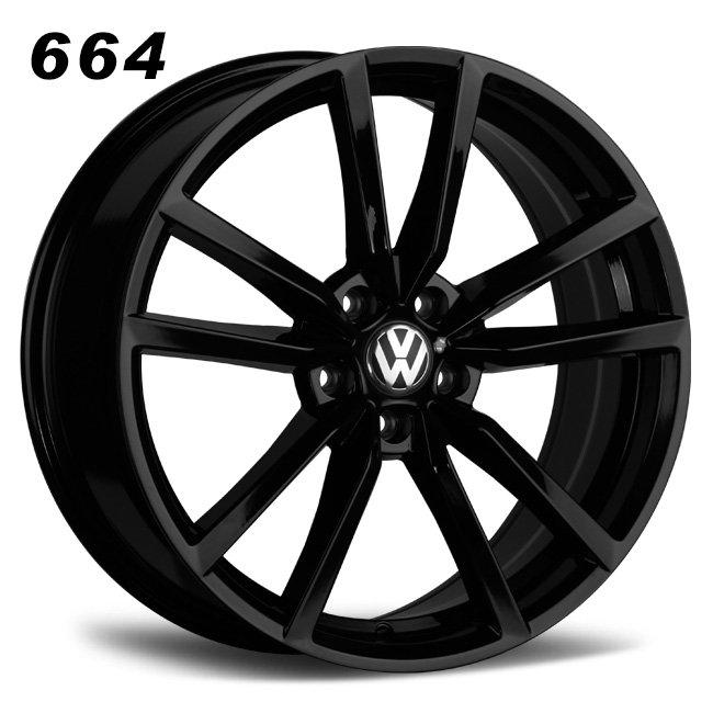 VW replica wheel