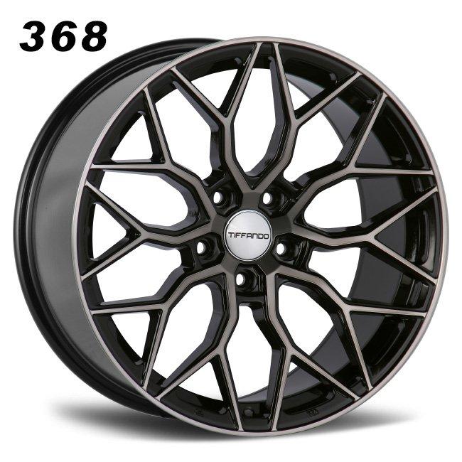 Vossen 19inch Y spoke wheels