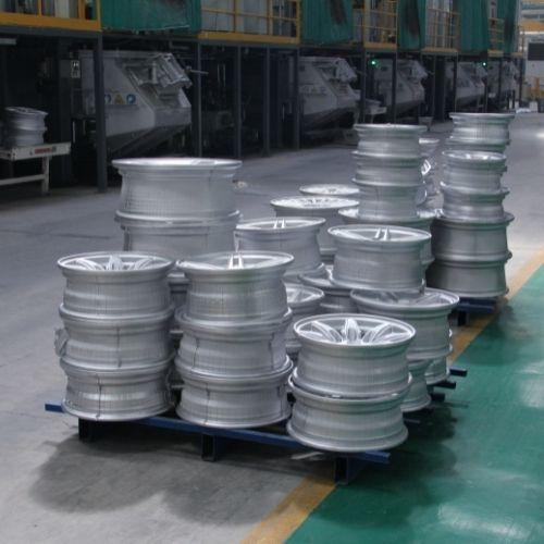 alloy wheel factory