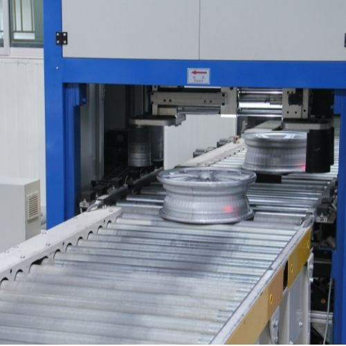 alloy wheel manufacturing