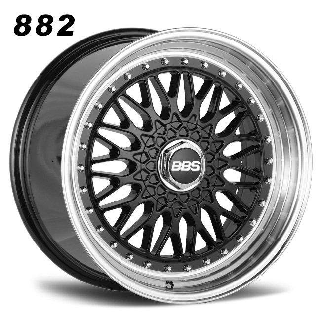 deep dish lip y spoke classic alloy wheels