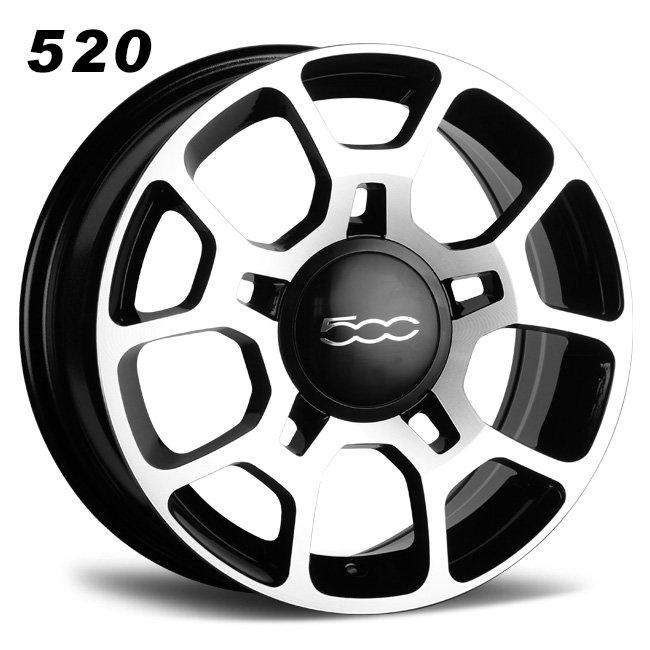 fiat replica wheel