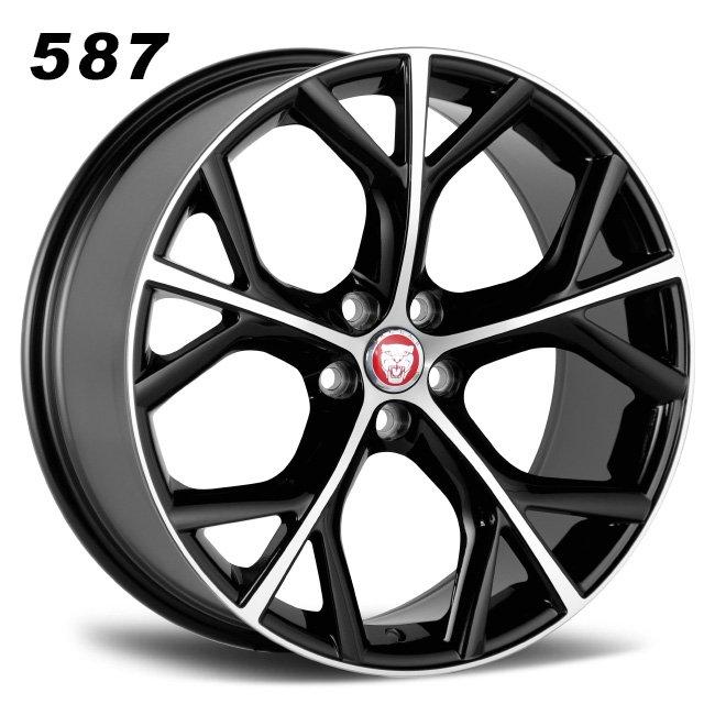 jaguar replica wheels