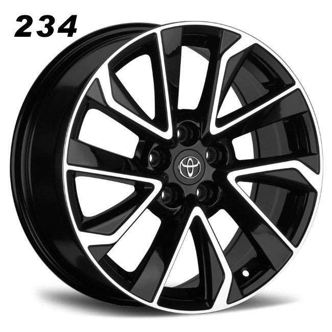 toyota replica wheels