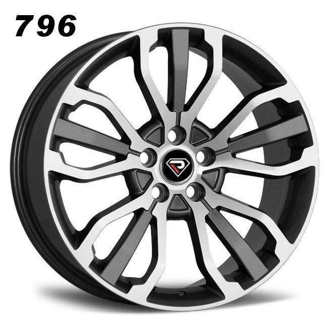 796 21inch range rover sports Velar 5x120 5x108 wheel black