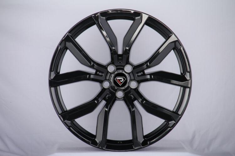 22inch double 5 spokes range rover alloy wheels